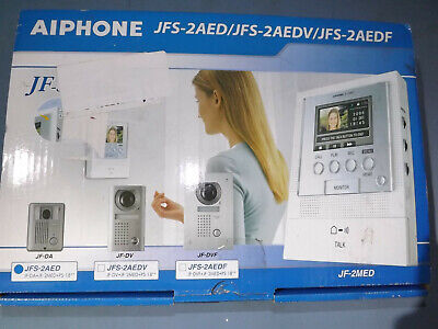 AIPHONE JFS-2AED Home Entry Monitor