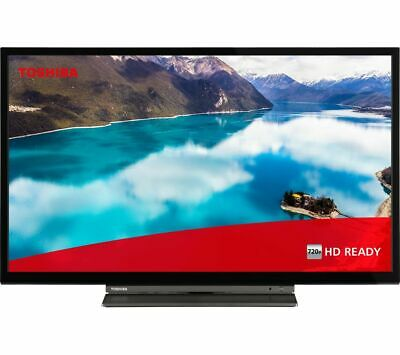"""TOSHIBA 32WD3A63DB 32"""" Smart HD Ready LED TV with Built-in DVD Player"""