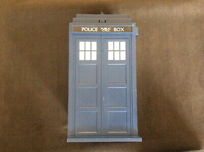 Doctor Who Battle In Time Tardis Card Holder and Job Lot Trading Cards