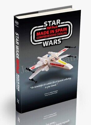 STAR WARS PBP/Poch Made in Spain Comprehensive Catalog II