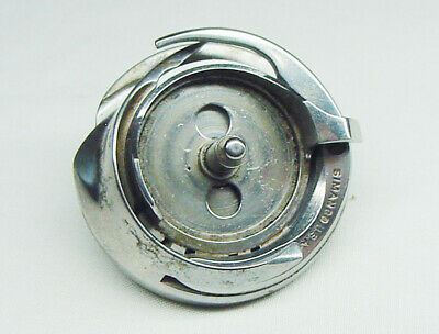 SINGER 221 FEATHERWEIGHT Sewing Machine Rotary Rotating Bobbin Hook Assembly