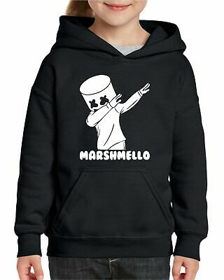 Marshmello DJ Hoody Dance House Music Tour Kids Gift Hoodies