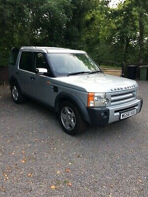 Land Rover discovery 2.7diesel 2007 56 plate SPARES OR REPAIRS