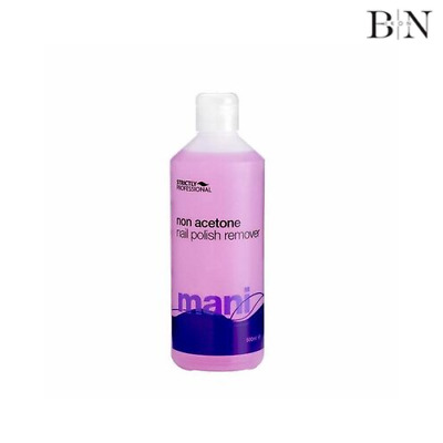 Strictly Professional Non Acetone Nail Polish Remover 500ml (GENUINE PRODUCT)