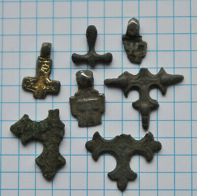 Ancient   mix finds Medieval period  100% original Metal detector finds