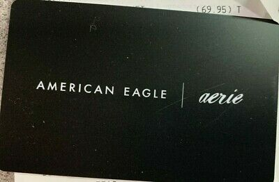 $250.00 American Eagle Aerie Gift Card $250.00