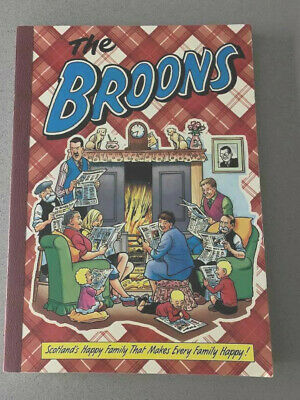 The Broons - Scottish Comic strip book 1993
