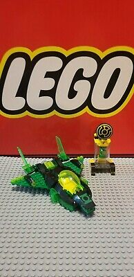 Lego Marvel Super Heroes Green Lantern vs. Sinestro Jet and Tower Only!