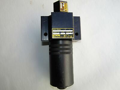 Parker Tell-Tale Filter Housing 15P Hydraulic Pressure Filter 15P110BHM50MM1180