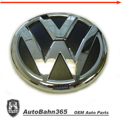 New Genuine OEM VW Rear Emblem Jetta-Sedan 2011-2014 Passat 2012-15 Trunk Badge