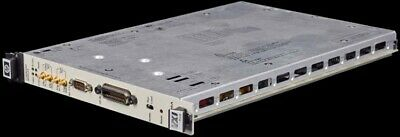 HP Agilent/Keysight E1406A 75000 Series C Command VXI Plug-In Module Unit #2