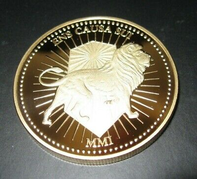 John Wick Continental Hotel Gold Coin Official Replica High Quality Movie Prop