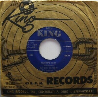 Don Reno Red Smiley King 4907 Limehouse Blues Bluegrass