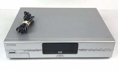 Magnavox MDV630R/17 DVD Recorder Tested Works Great