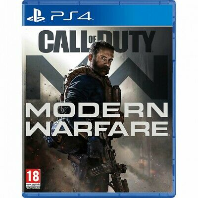 Call of Duty: Modern Warfare PS4 Uncut PS4 englisch NEU OVP