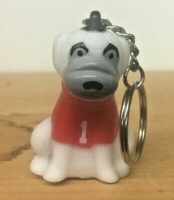 American Heart Association SOCCER PUP Dog Keychain Key Chain Ring