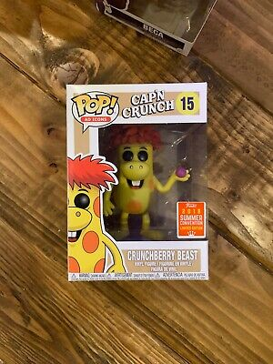 Funko Pop! Ad Icons: CAP'N Crunch - Crunchberry Beast SDCC Exclusive 2018