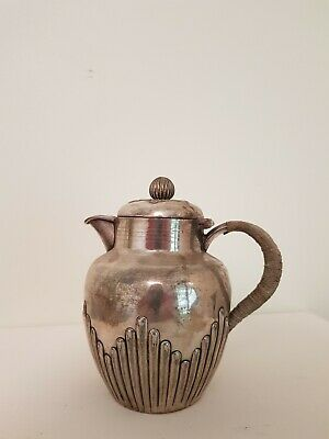 Coffe pot, decorative, collectable Made in England for Thomas Webb Melbourne