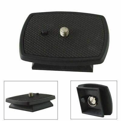 New Tripod Quick Release Plate Screw Adapter Mount Head For DSLR SLR Camera
