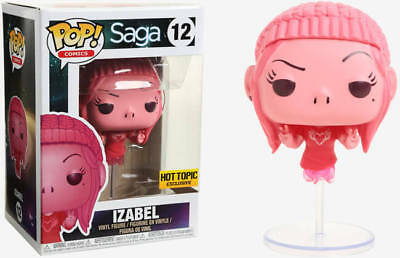 Izabel (Translucent Pink) (Saga) Funko Pop #12 - Hot Topic exclusive!