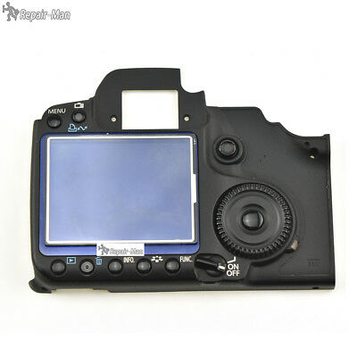 50D Rear Back Cover Camera Repair Parts For Canon