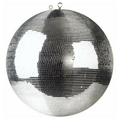 Professional Mirror Ball 40cm With 5 x 5mm Facets