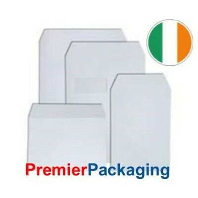 White Office Envelopes - DL C4 C5 C6 - various quantities