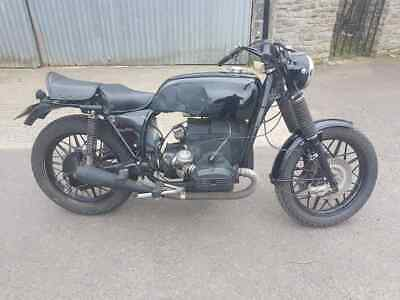 For Sale - Motorcycle BMW R80 RT - 1980