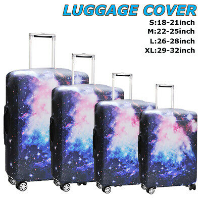 18-32 inches Elastic Anti Scratch Dustproof Luggage Cover Trolley Case Suitcase