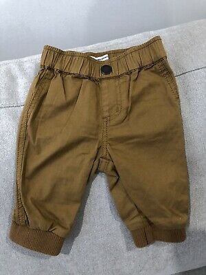 Country Road Baby Boy Pants