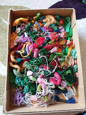 Cross Stitch Strands some new some used
