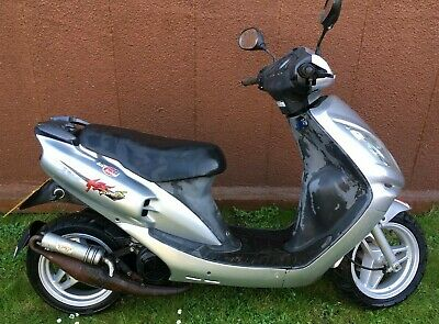 Sym jet euro x 50cc scooter moped, easy running ridding project spares or repair