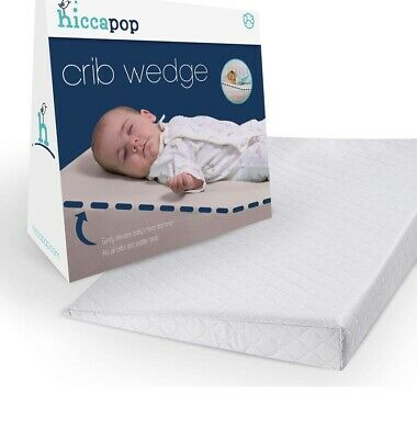 Anti Reflux Baby Wedge Pillow Colic Cushion For Pram Cushion Bass Flat Head Foam