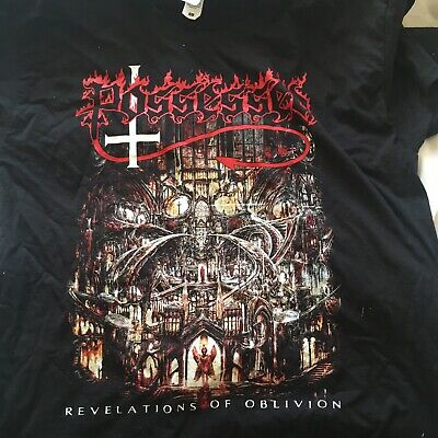 Possessed : Revelations Of Oblivion XL DEATH MORBID ANGEL CANNIBAL CORPSE