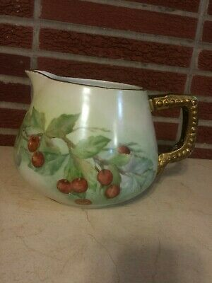 Vintage Bavaria Hand Painted and Signed. Very nice condition, No Chips or...