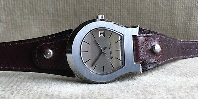 Etienne Aigner Herrenuhr Automatic vintage 38 mm 1975 mint
