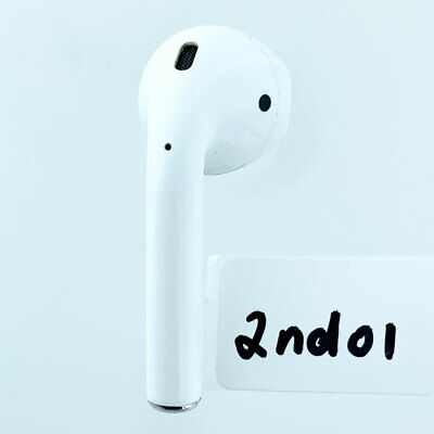 2nd Generation Apple AirPods RIGHT (R) EarBud Genuine 100% Authentic SCRATCHES