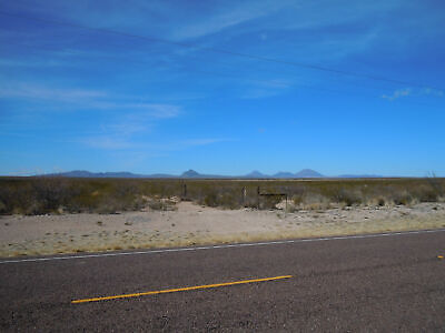 12.76 Acres Sparks Ranch In Hudspeth County With Usage Of 51.05 Acres