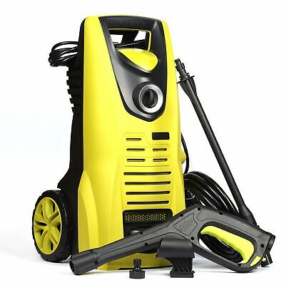 Ganrid High Pressure Washer with 6.6GPM and 1500W Power