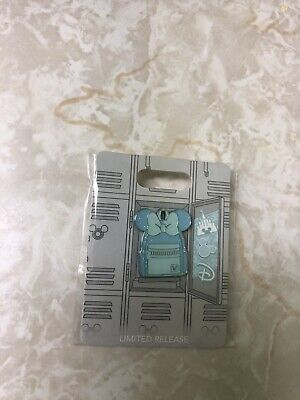 Disney Parks Arendelle Aqua Frozen Backpack Loungefly LE Pin New