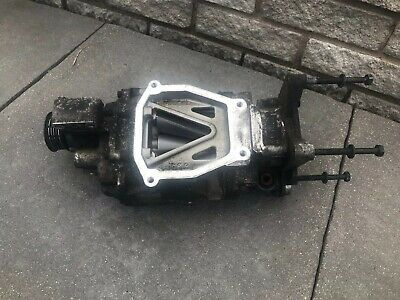 BMW MINI Cooper S M45 Eaton Supercharger JCW GP With Alta Reduced Pulley R52 R53