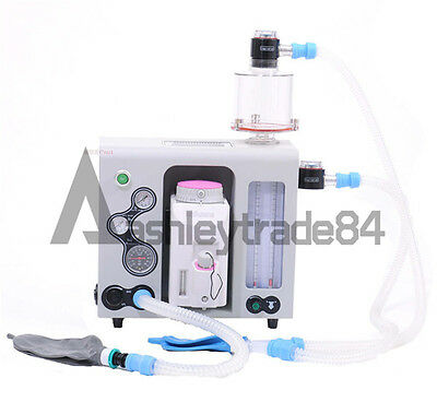 Veterinary Vet N2O Anesthesia Machine Isoflurane Anesthetic All Animals Pet