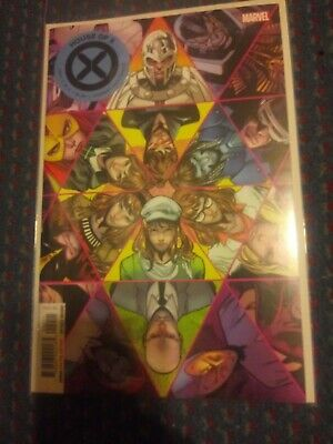 House of X #2 Pepe Larraz Cover - First Printing