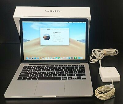 Apple Macbook Pro Retina 13-Inch A1502 3.1Ghz 16Gb Ram 256Gb Early 2015 *In Box*