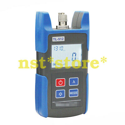 TL-512 Dual Wavelength Light Source Optical Power Source Light Source Tester