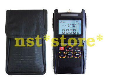 D-50 Optical Power Meter Tester 7 Wavelength Automatic Protection