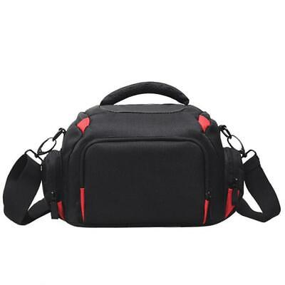 DSLR SLR Camera Shoulder Bag Waterproof Carrying Case For Canon Nikon