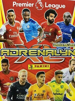 PANINI ADRENALYN XL PREMIER LEAGUE 2019/20 HERO/SILKS/DIAMOND/ELITE buy3get7free