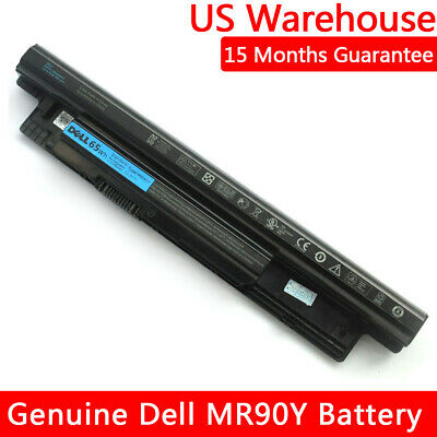 65Wh Genuine MR90Y XCMRD Battery Dell Inspiron 14-3421 15-3521 17R-5737 E3440