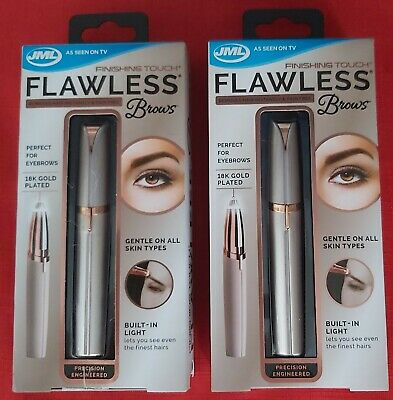 Two JML Finishing Touch Flawless Brows.( x2 )
